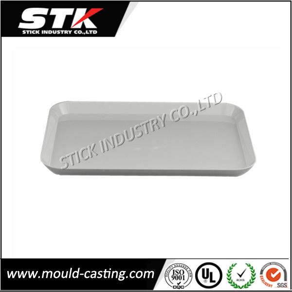 Plastic Injection Molding Rectangle Tray Melamine Tray