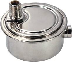 Copper Exhaust Valve for Domestic Floor Heating Equipment