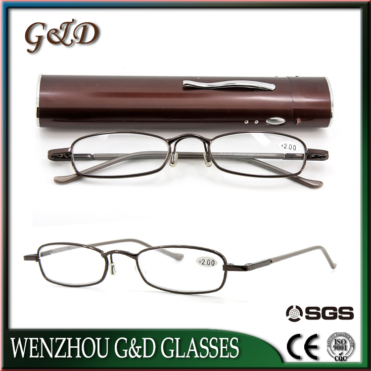 High Quality Fashion Popular Metal Reading Glasses Ae8030