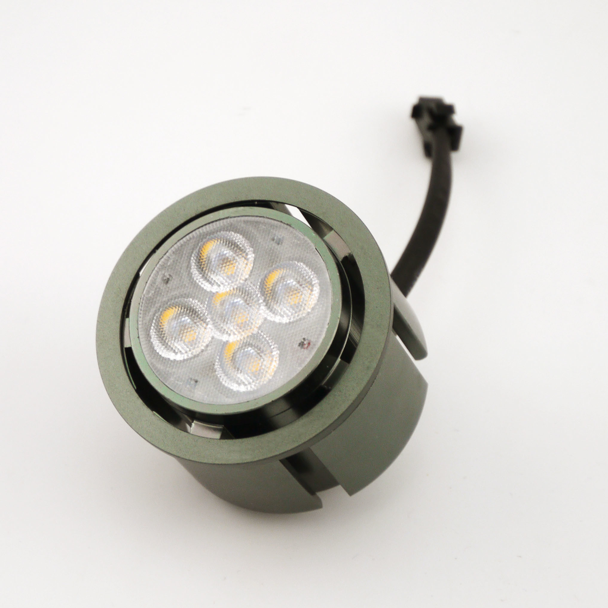 Pure Aluminum 5W SMD External Power Supply LED Spotlight (external power supply) Lt8000-5W
