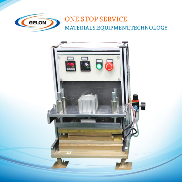 Top and Side Heat Sealing Machine for Lithium Ion Battery