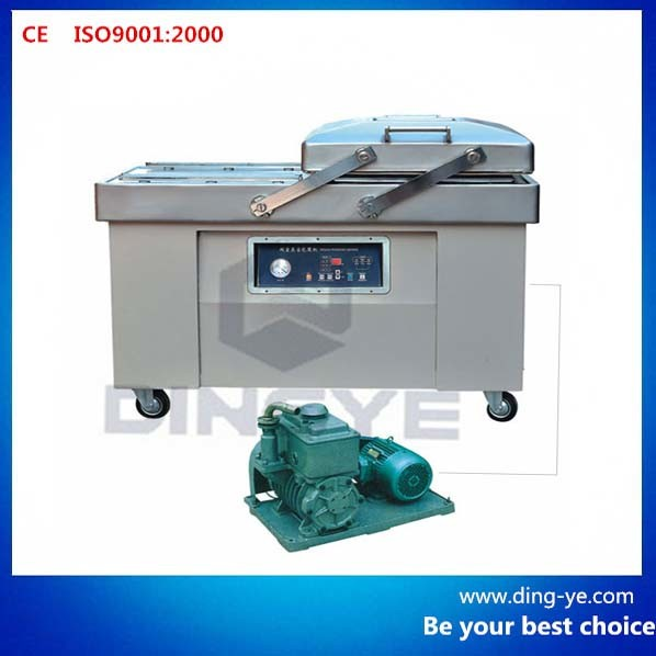 Double-Chamber Food Vacuum Packaging Machine (DZQ600-2SB)