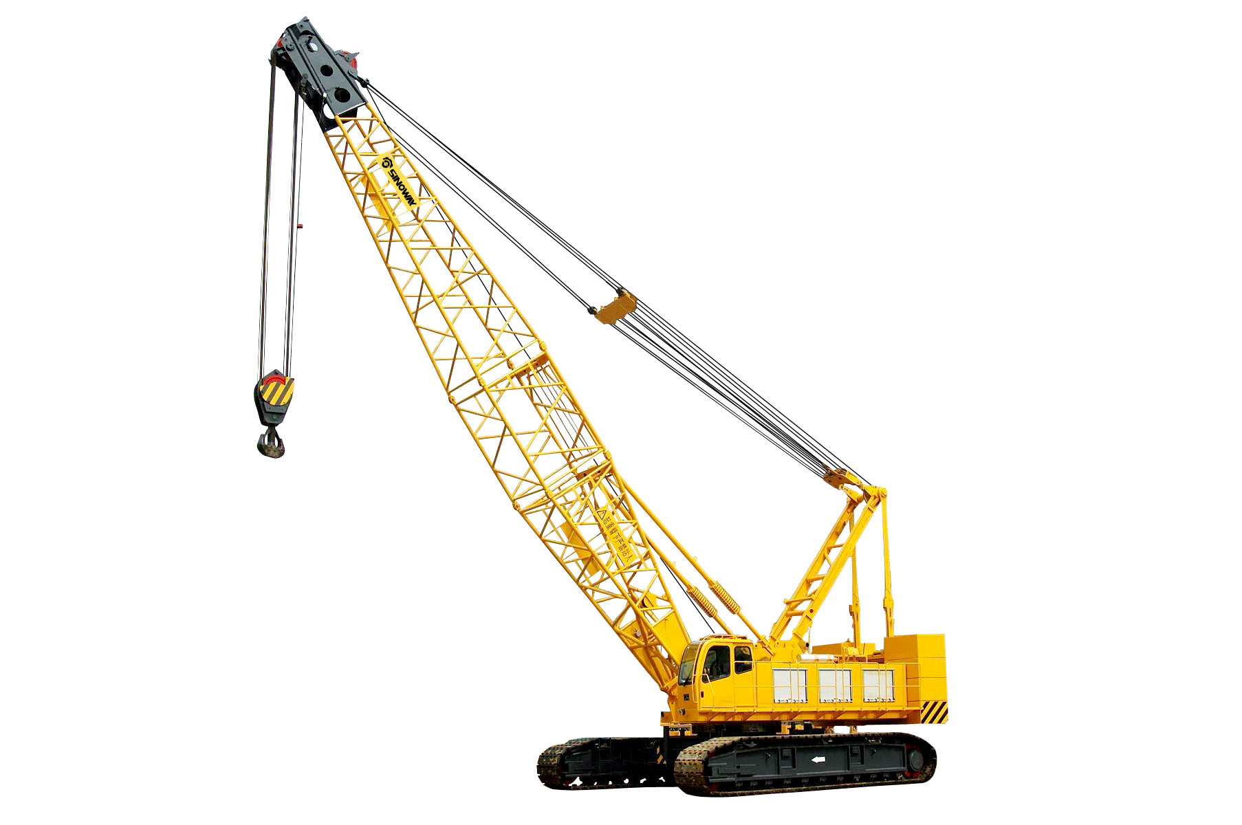 Large Construction Cranes : China crawler crane swcc photos pictures made in
