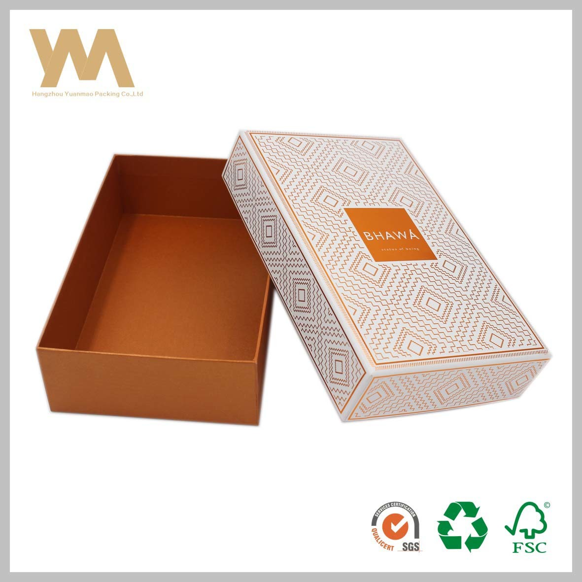 Customized Wholesale Paper Box for Shoes Box
