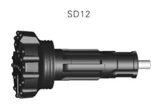 DTH Bit - SD12