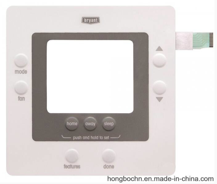 Customized Membrane Switch for Electric Cooker