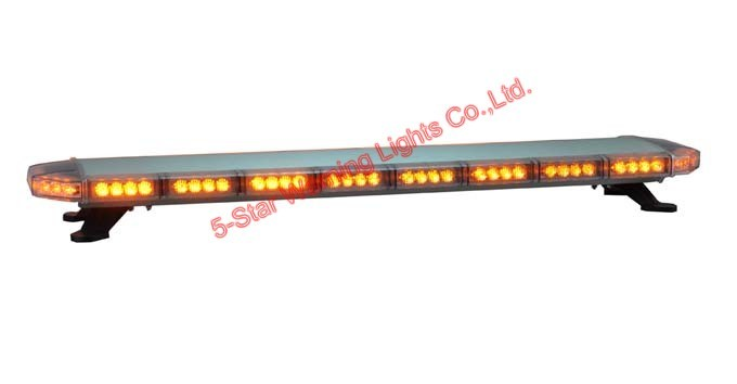 New Type LED Police Warning Light Bar