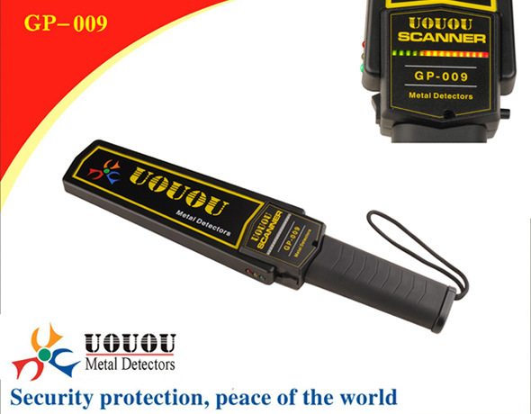 Uouou Hand Held Metal Detector (GP-009)