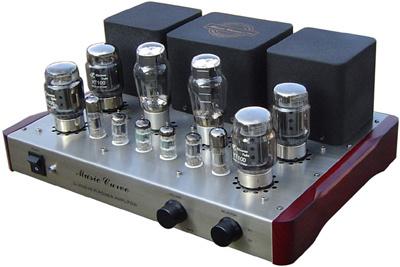 Images of Vacuum Tube Amplifier - #SpaceHero
