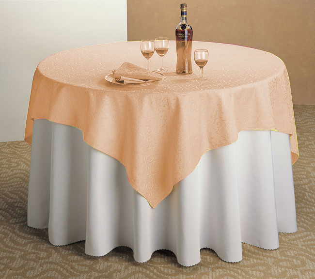 Manufacturing Dining Table Cloth in China