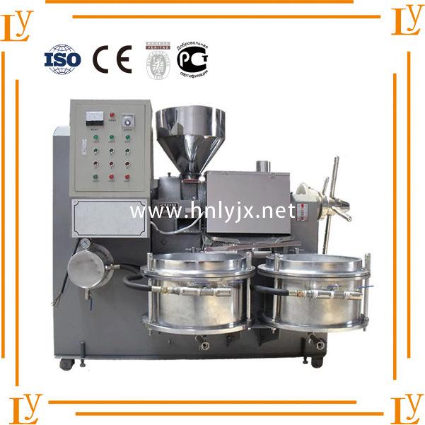 High Quality Automatic Screw Mustard Seed Oil Press Machine