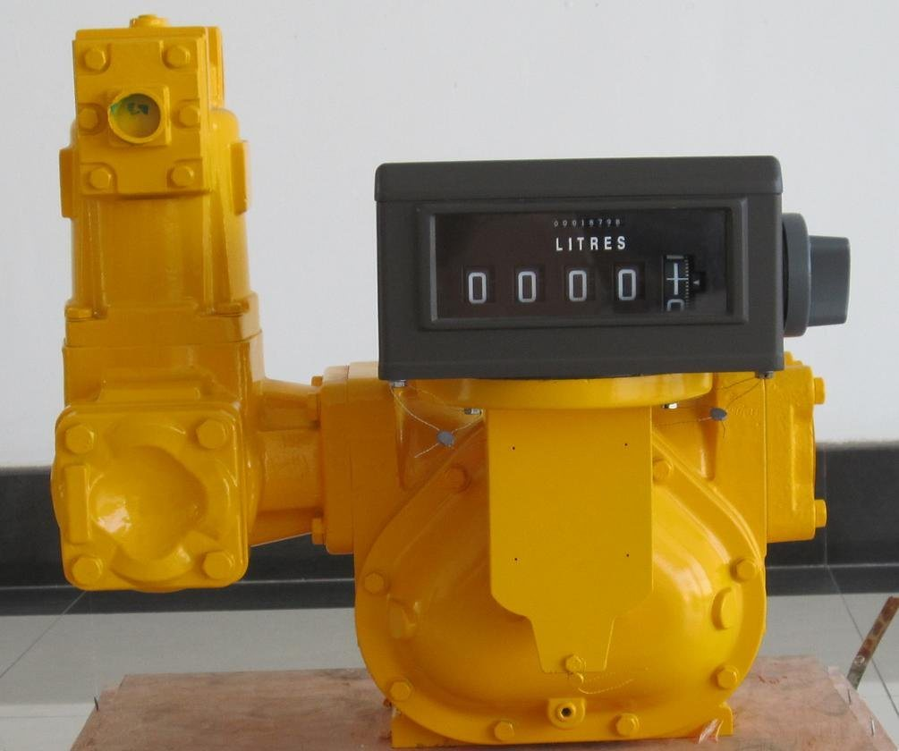 J Serial Flowmeter for Pipe Oil
