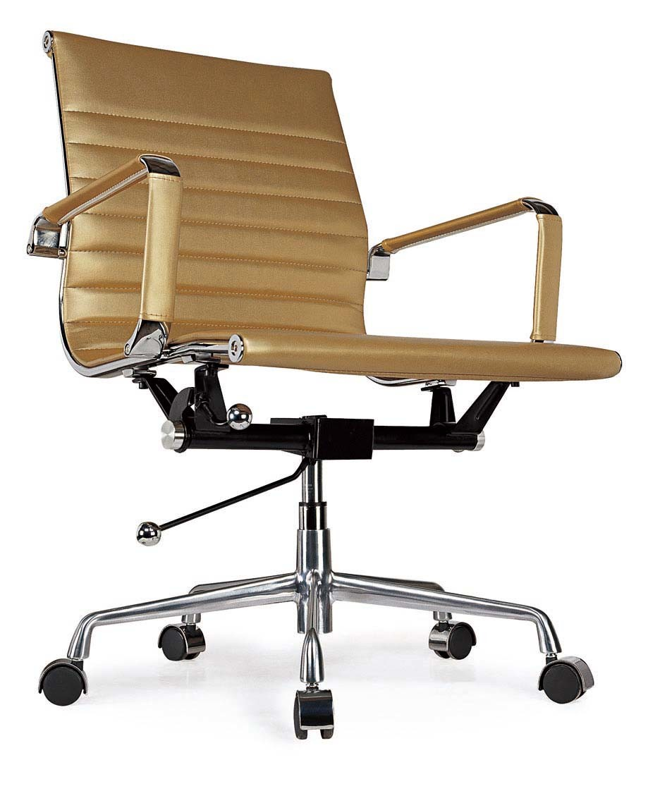Leather office chair modern for Modern leather office chairs