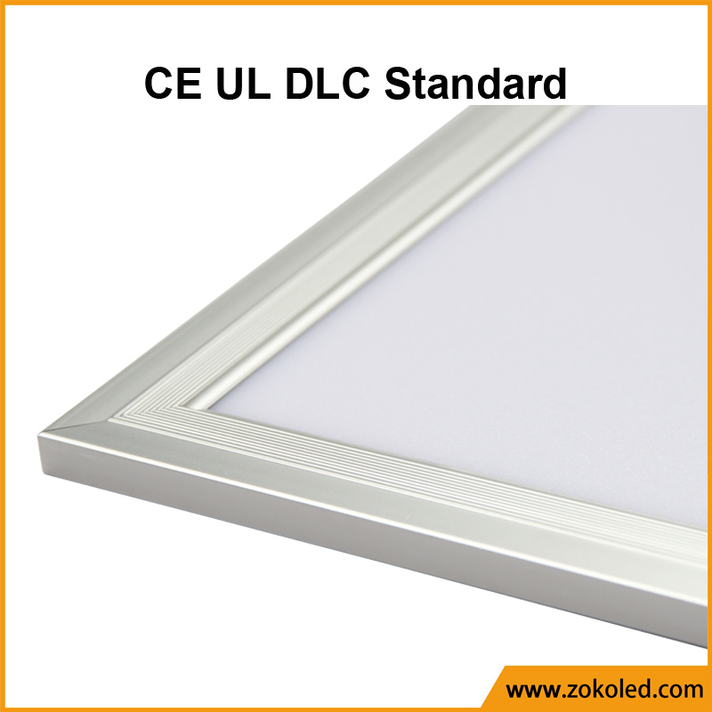 600*1200 72W Saquare LED Panel Light with Bis Standard
