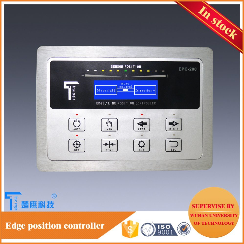 China Factory Supply True Engin Web Guiding Controller EPC-200
