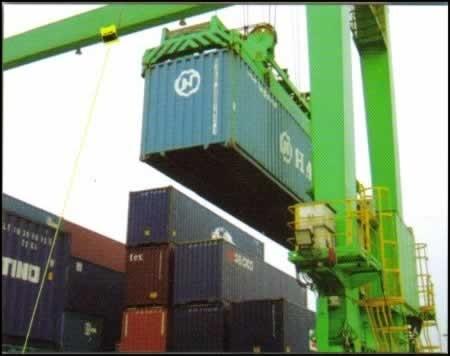China Gantry Crane Spreader Anti Collision System China