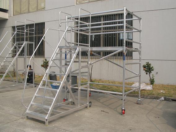 Aluminium Working Platform Used for Light Work