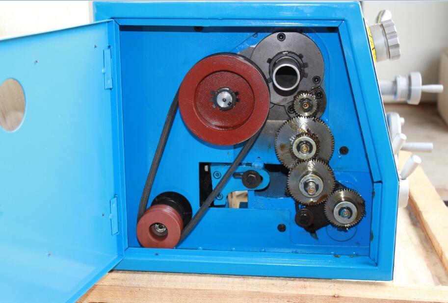 26mm Bore Cjm250 DIY Metal Lathe Machine