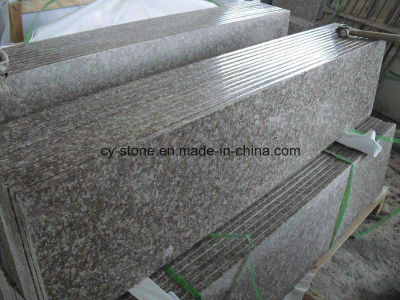 China Cheaper G664 Marble/Granite Tile in Polished/Flamed/Bush Hammer