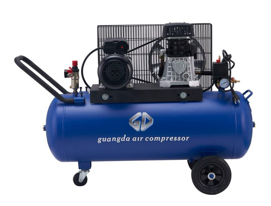 8bar 2HP Belt Driven Air Compressor (GHD2055)