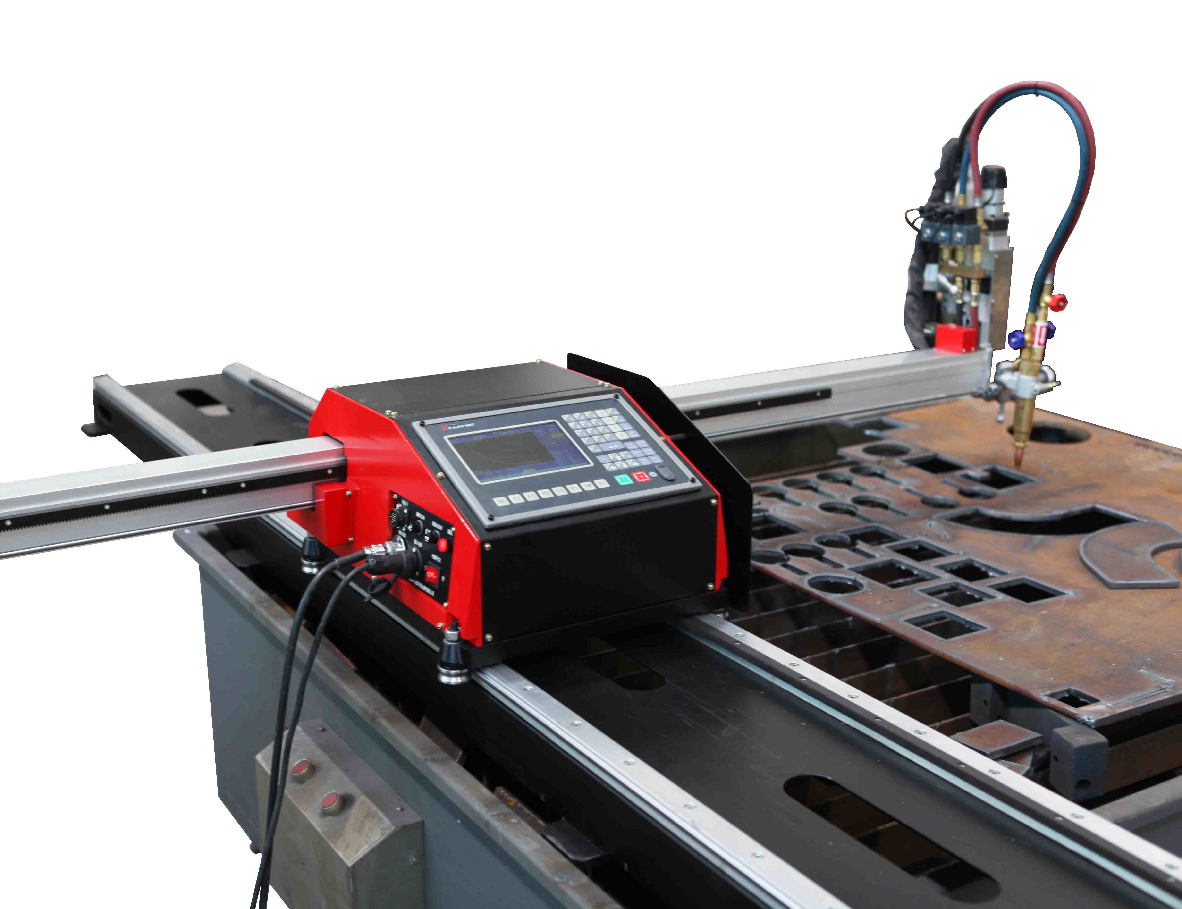 Hnc-1500W Good Quality Mini-Size Portable CNC Plasma Oxy Fuel Gas Cutting Machine Cutter