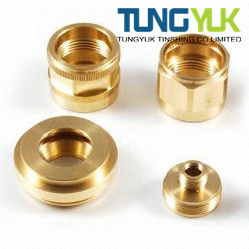 CNC Copper Precision Machined Parts for Machinery Watercraft Sensors