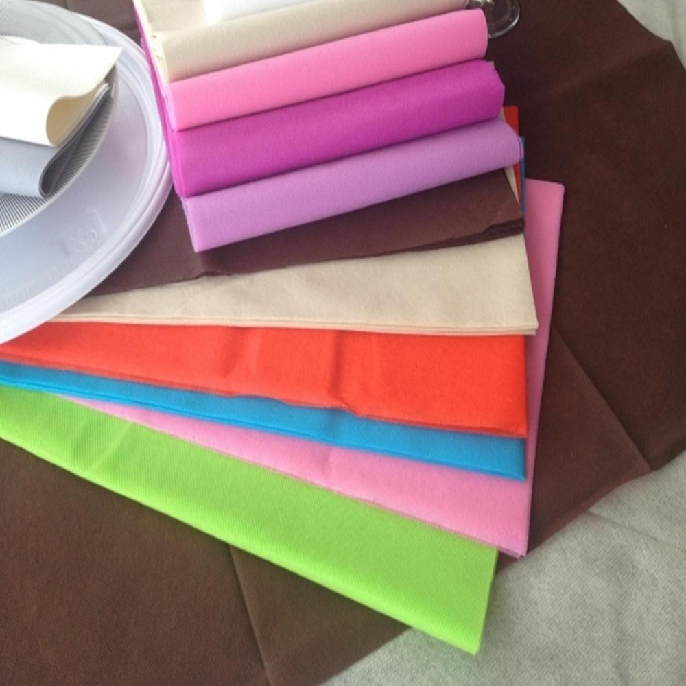 Disposable TNT Spunbond Non Woven Table Cloth