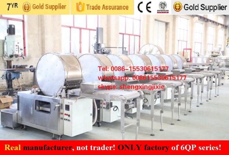 Auto Injera Machine/ Injera Making Machine/Injera Machine/Crepe Machinery/Ethiopia Injera Production Line (high capacity)