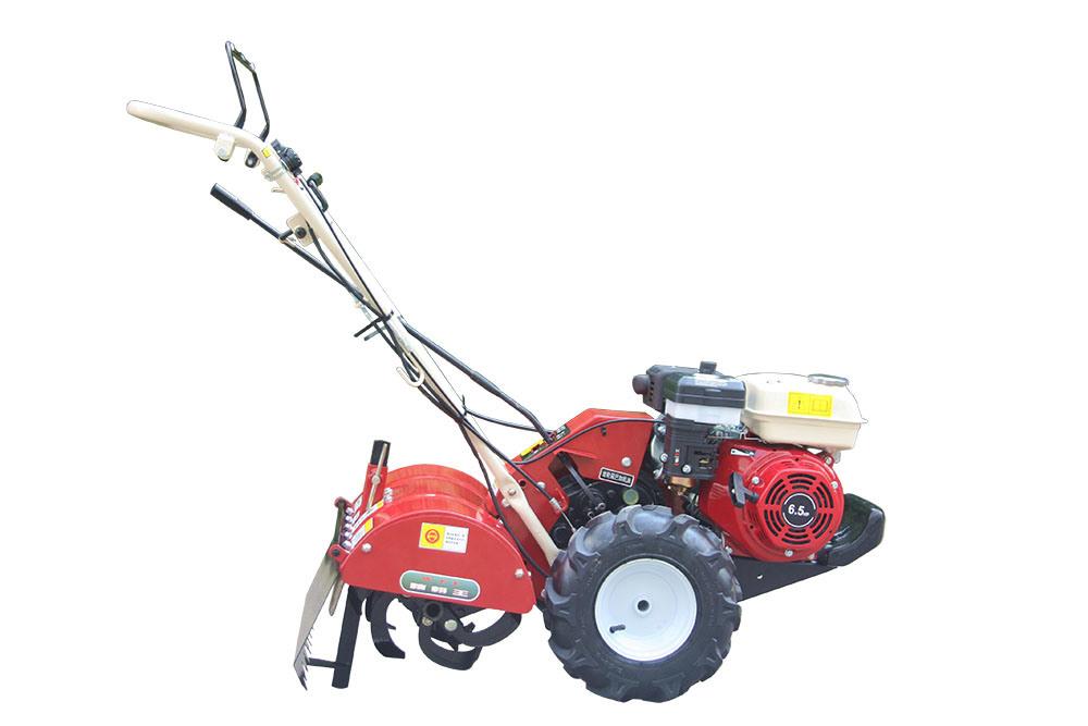 The Petrol Mini Tiller Machine