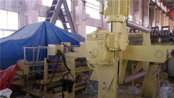Second Hand TPU Extrusion Laminating Fabric Machine