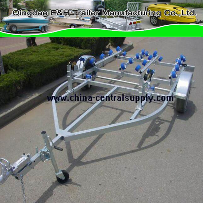 Factory Made Heavy Duty 4.6m Double Jet Ski Trailer (CT0064S)