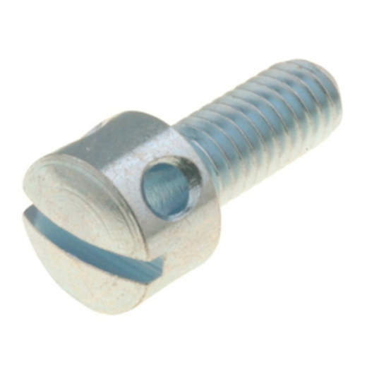 Alloy Steel Slotted Capstan Screws DIN 404