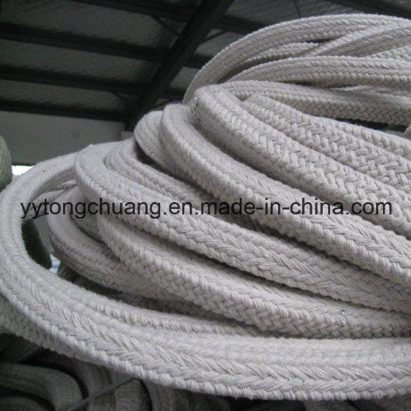 Ceramic Fiber High Temperature Insulation Twisted Round Square Sealing Rope