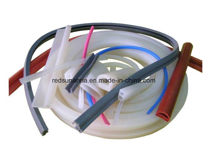 Silicone Rubber Seal Strip