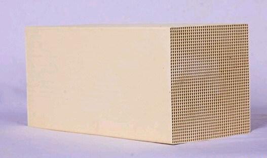 Honeycomb Ceramic for Rto Heat Exchanger Treatment