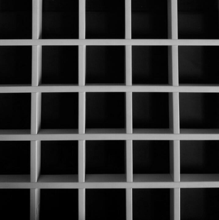 Metal Ceiling Aluminum Grille Ceiling Panel Building Material