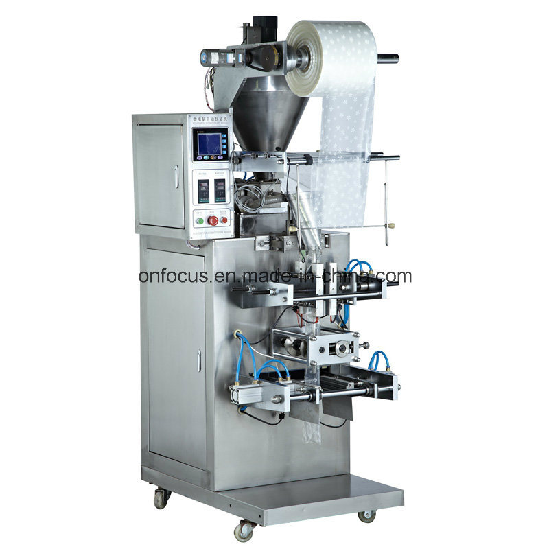 10g Ketchup Sachet Sealing Machine Paste Filling and Packing Machine