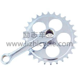 Bicycle Chainwheel and Crank on Sale, China Factory