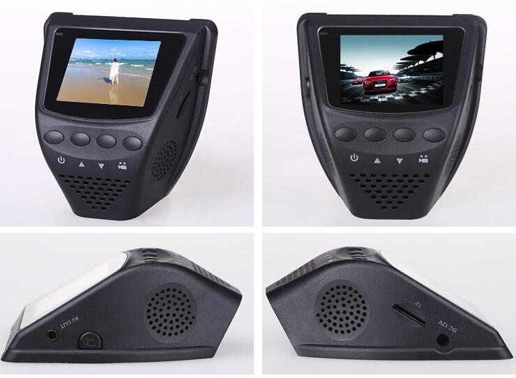 Mini Car DVR 902 Full HD 1080P Video Recorder Seamless Continuous Recording Dash Cam
