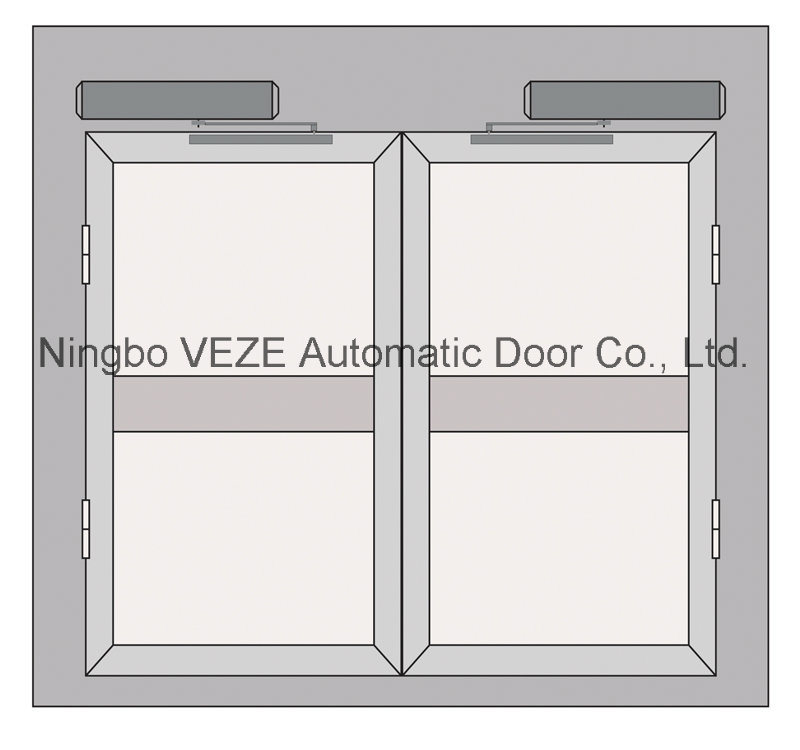 Single Open/Double Open Automatic Swing Door Operator (SW200)