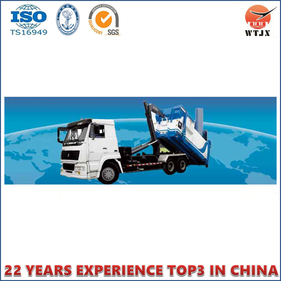 Hydraulic Cylinder for Sanitation Vehicle and Equipments