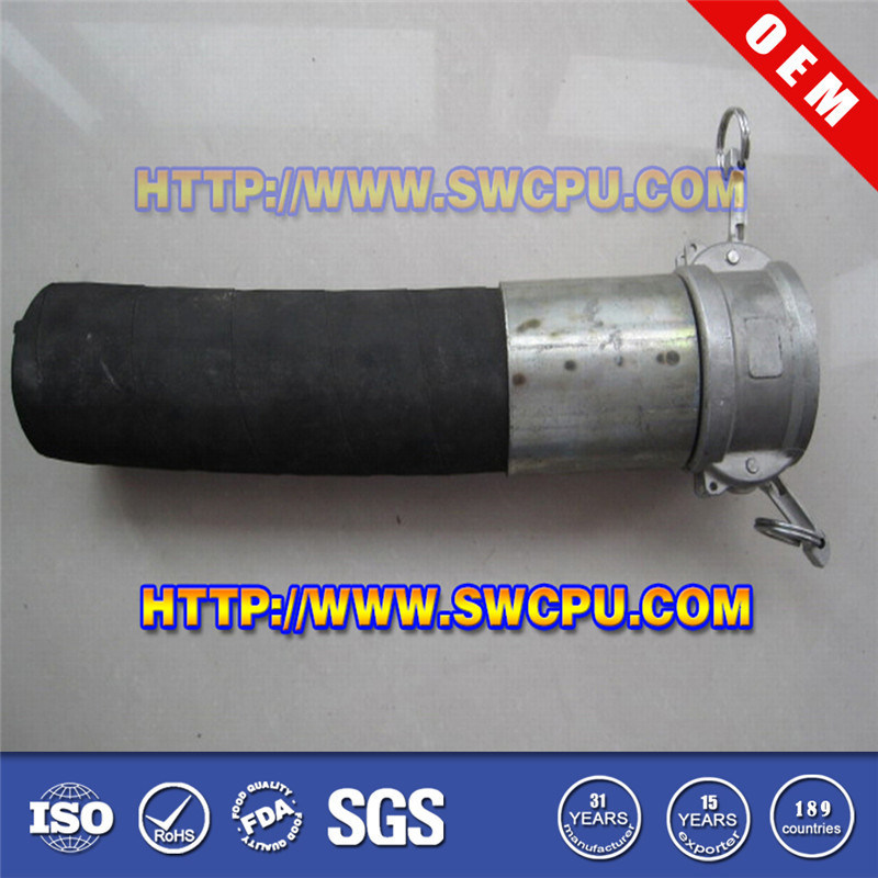 Customized Black Cheap Anti-Wear Extrusion Tube