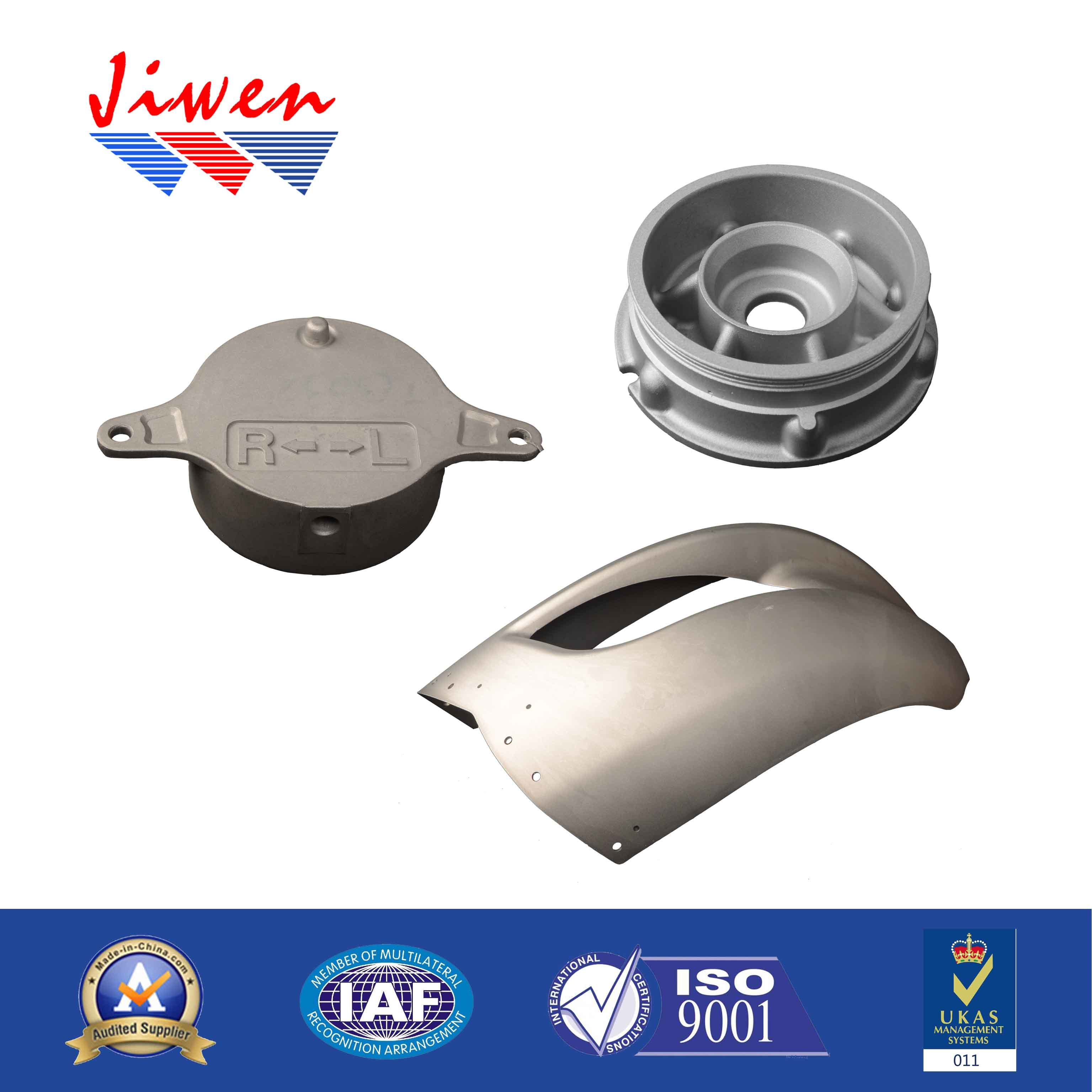 Chinese Factory Produce Customized Auto/Motorcycle Aluminum Die Casting Part for Engine