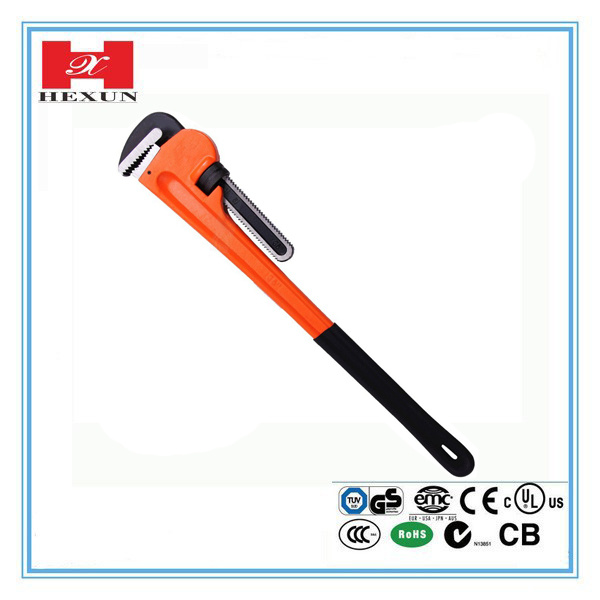 High Quality Workshop Adjustable Pipe Wrench