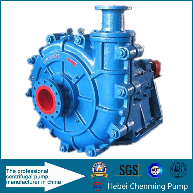 High Quality Heavy Duty Centrifugal Transport Gravel Slurry Pump