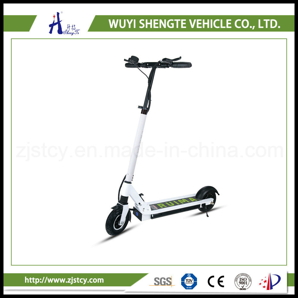 8inch High Quality 2 Wheels Exporting E-Scooter