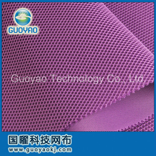 Soft and Comfortable 100% Polyester DTY Knitted Air Mesh