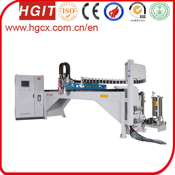 Polyurethane Foam Strip Dispensing Machine