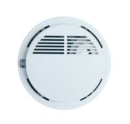DC 9V Stand Alone Optic Smoke Detector Alarm