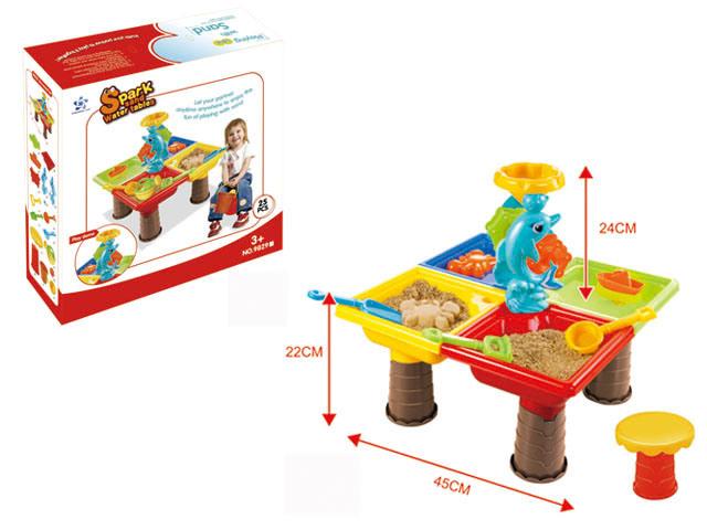 Summer Outdoor Play Set Children Toy Sand Toy (H1404197)